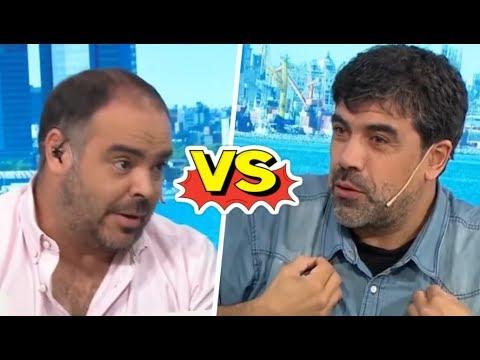 *GRAN DEBATE* FONT y ANDRADE sobre VENEZUELA y el ROL DE LOS MEDIOS