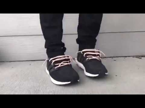 On Foot Shoe Lace Swaps For Your Sneakers With Rope Lace Supply