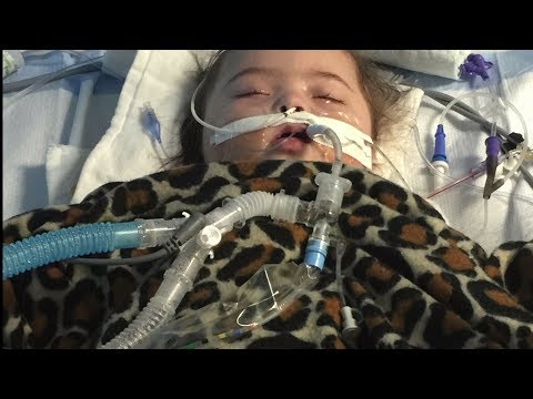 'I Couldn't Hold Her': Michigan Mom Warns About Respiratory Virus After Daughter Is Placed In Coma