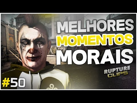 #50 MORAIS: TWITCH MELHORES MOMENTOS