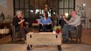 Marcela Topor estrena programa en una televisión pública con mal pie