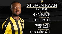 Gideon Baah ● FC Honka ● Centre Back/Left Back ● Highlights