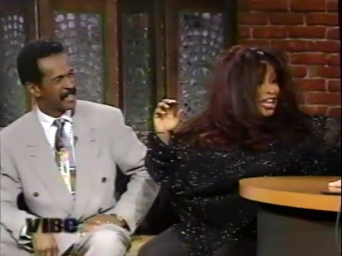 Chaka Khan & Larry Graham - Interview - Vibe