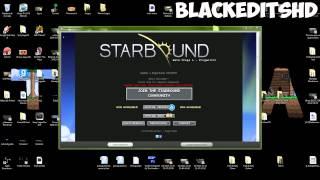 Como Descargar y Jugar Starbound Gratis En Español | Tutorial | BlackEditsHD