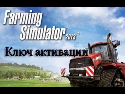 куда вводить ключ farming simulator 2015