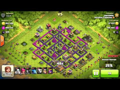 High Loot Raids From My Clan!! (Black Friday Raids!) Happy Thanksgiving!