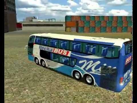 18 wos haulin bus mod download