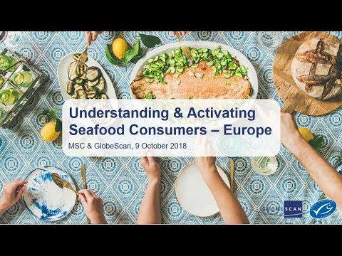 Understanding Seafood Consumers Webinar - Europe