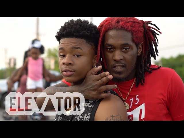 Kenny B - Groovy Dab ft. Jaio (Official Music Video)