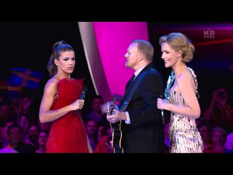Eurovision Song Contest 2011 - Dusseldorf -  Final Intro HD Clean
