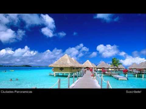 Bora Bora, un paraiso en la Polinesia Francesa