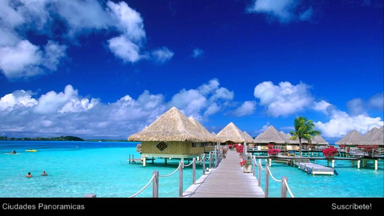 Bora Bora Un Paraiso En La Polinesia Francesa Youtube