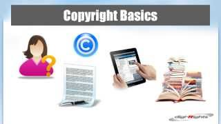 Copyright Basics for Authors thumbnail
