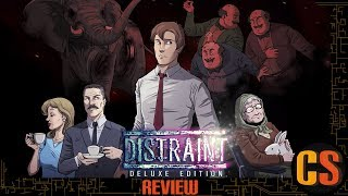 DISTRAINT: DELUXE EDITION - PS4 REVIEW (Video Game Video Review)