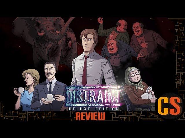 DISTRAINT: DELUXE EDITION - PS4 REVIEW