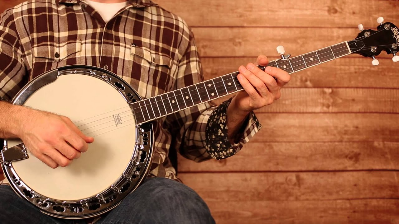 Trampled By Turtles u0026quot;Wait So Longu0026quot; Banjo Lesson (With Tab) - YouTube