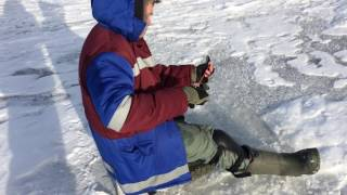 Рыбалка в Октябрьском