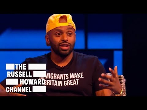 Magid Magid on becoming Lord Mayor of Sheffield - The Russell Howard Hour