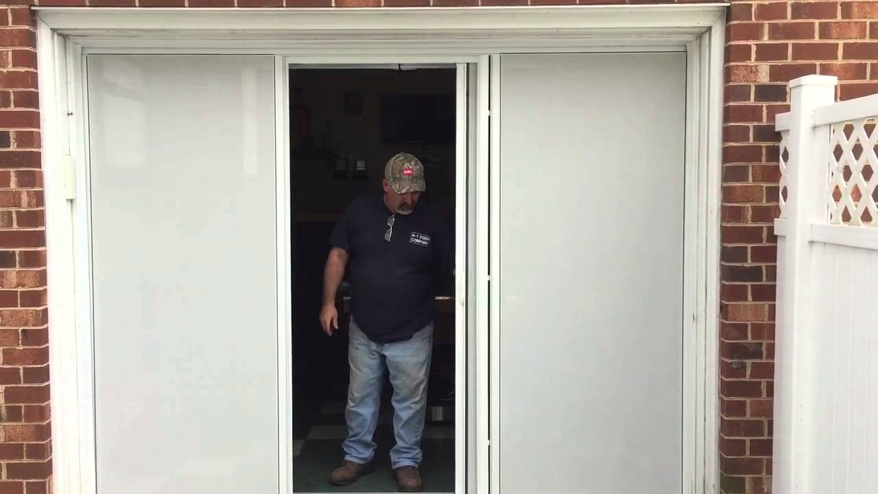 A 1 Door Company Garage Door Bug Screen Richmond Virginia