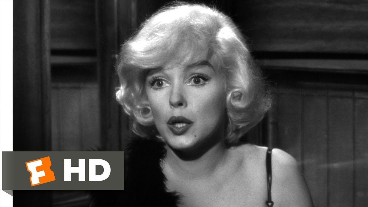 Some Like It Hot 5 11 Movie Clip A Thing For Sax Players 1959 Hd Youtube