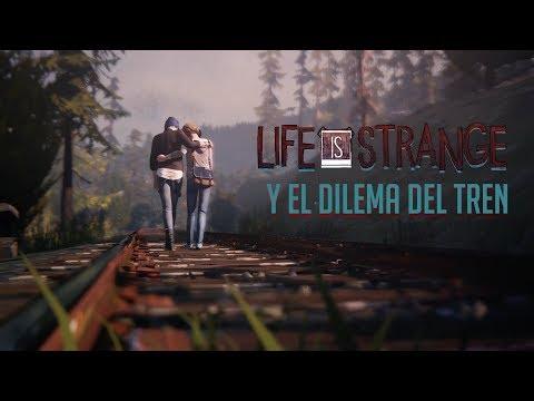 LIFE IS STRANGE y el dilema del tren thumbnail