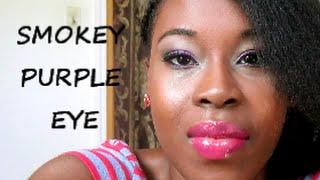 SMOKEY PURPLE EYE Thumbnail