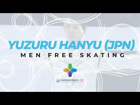 Yuzuru Hanyu (JPN) | Men Free Skating | ISU Four Continents Figure Skating | #4ContsFigure