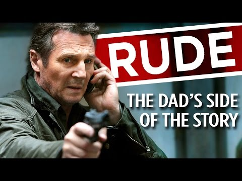 "Magic! ""RUDE"" PARODY (The Dad's Side Of The Story) Cinematic Music Video"