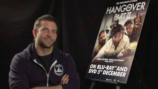 Bradley Cooper Interview -- The Hangover Part II | Empire Magazine