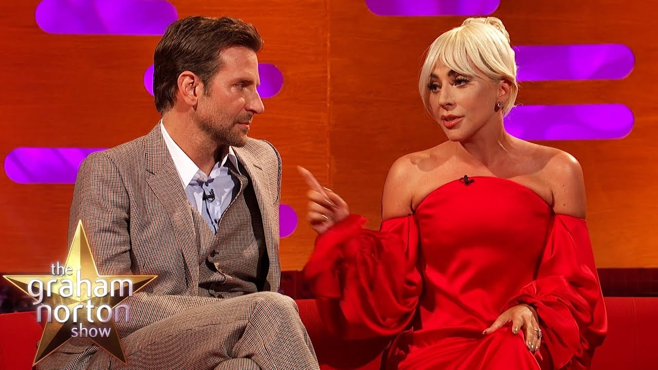 Lady Gaga Was STUNNED When Bradley Cooper First Sang | The Graham Norton Show image