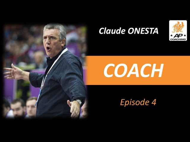 COACH - Reportage Claude ONESTA (Handball)