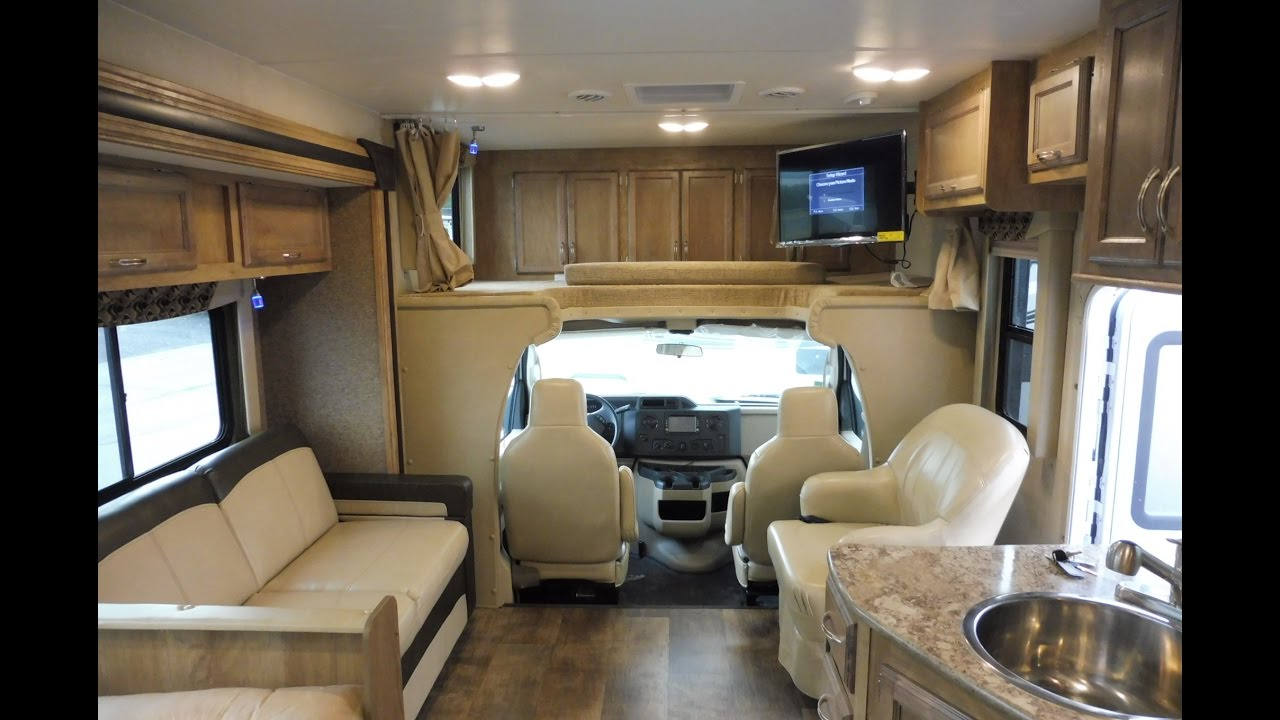 achat vente motoriser classe c conquest w6316d l 2017 stock gc 009 vue de l 39 int rieur. Black Bedroom Furniture Sets. Home Design Ideas