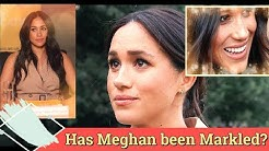 Has Meghan Markle been MARKLED?