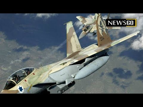 Israeli jets breach Lebanese airspace at low altitude