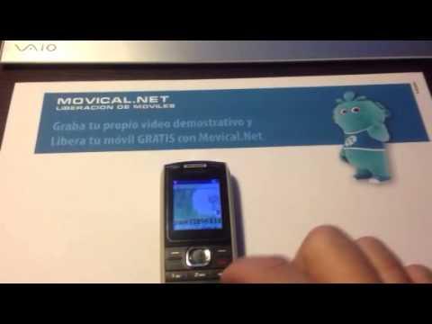 Liberar nokia 1650 por c digo en movical net youtube - Movical net liberar ...