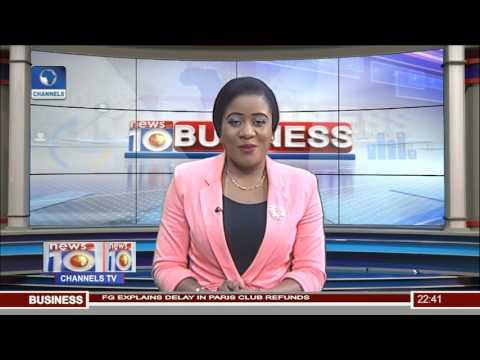 News@10: World Economics Data Shows Nigeria's Recession Is Easing 21/03/17 Pt.3