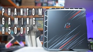 Cooler Master H500P Mesh Phantom Gaming Edition - prezentacja - VBT