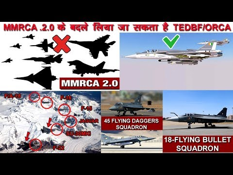 Indian Defence News:TEDBF/ORCA V/S MMRCA.2,Flying Bullet Vs Flying Daggers,China Kidnap Indian Boy