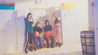 [STATION X 0] 슬기(SEULGI)X신비(여자친구)X청하X소연 'Wow Thing' 비하인더스테이션
