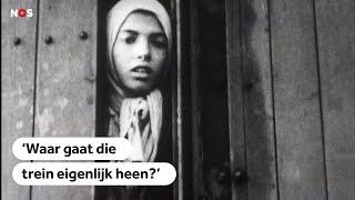 HOLOCAUST: NS-personeel bestuurde de trein vanuit Westerbork