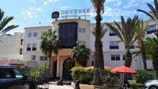 Vlog عطلة الصيف بفندق أوديسي بارك   أكادير المغرب   Odyssée park hotel 4* Agadir Morocco Review ❤