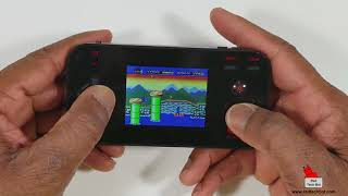 My Arcade Gamer Portable 220 Review Video