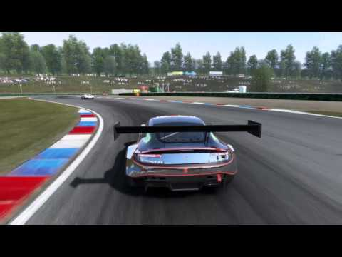 Champ GT3 racingnetwork.eu - Mirket primi giri