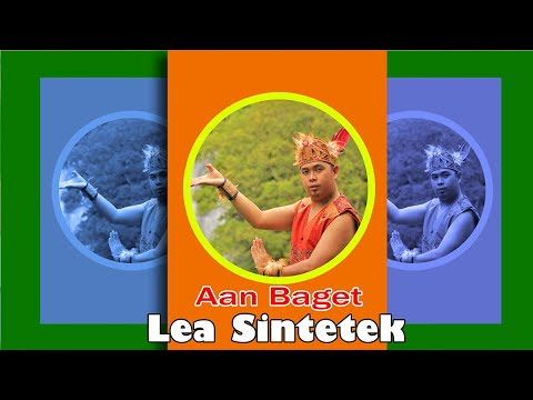 Lagu Dayak Aan Baget - Lea Sintetek ( Official Music Video )