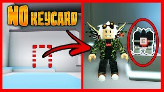 HOW TO GET FREE JETPACK AND NO KEYCARD IN MAD CITY - Roblox
