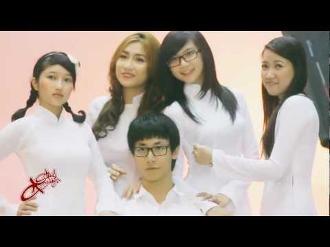 Fashion Shoot Miss Áo Dài Nữ Sinh Việt Nam 2012 | REDFILMS & VINH STUDIO