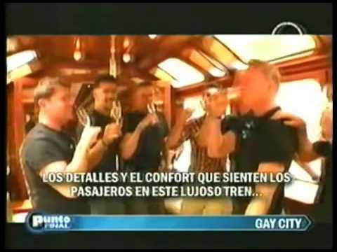 Una Ciudad Donde El 99% De Su Población Es Gay (Gay City)