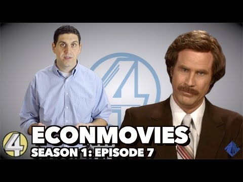 EconMovies #7: Anchorman- Efficiency and Externalities