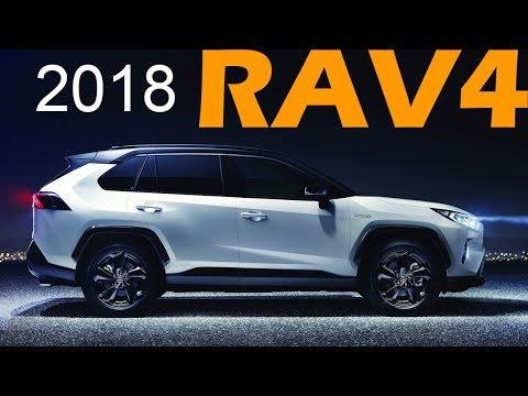 Toyota RAV4 2018 обзор Александра Михельсона Тойота РАФ4 2108