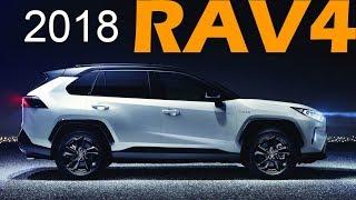 видео Обзор Toyota RAV4 2018 IV поколения